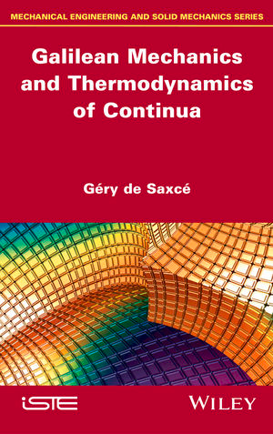 Galilean Mechanics and Thermodynamics of Continua cover.png